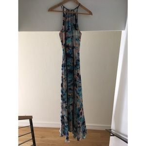 Parker Grady Maxi Dress in Floreale